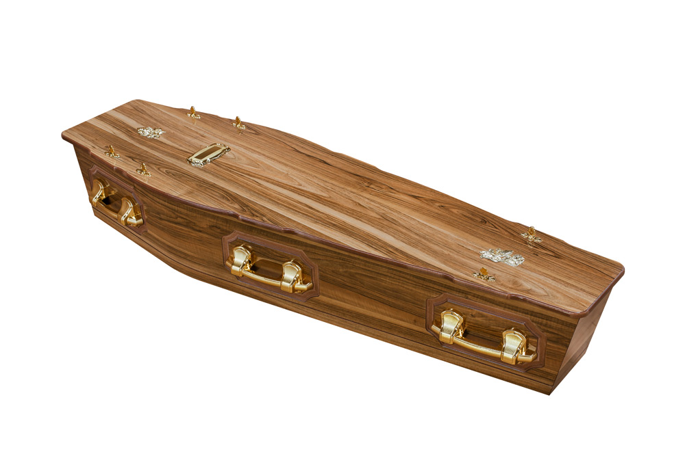 Walnut Flat + P Coffin