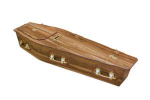 Walnut ROF + P Coffin