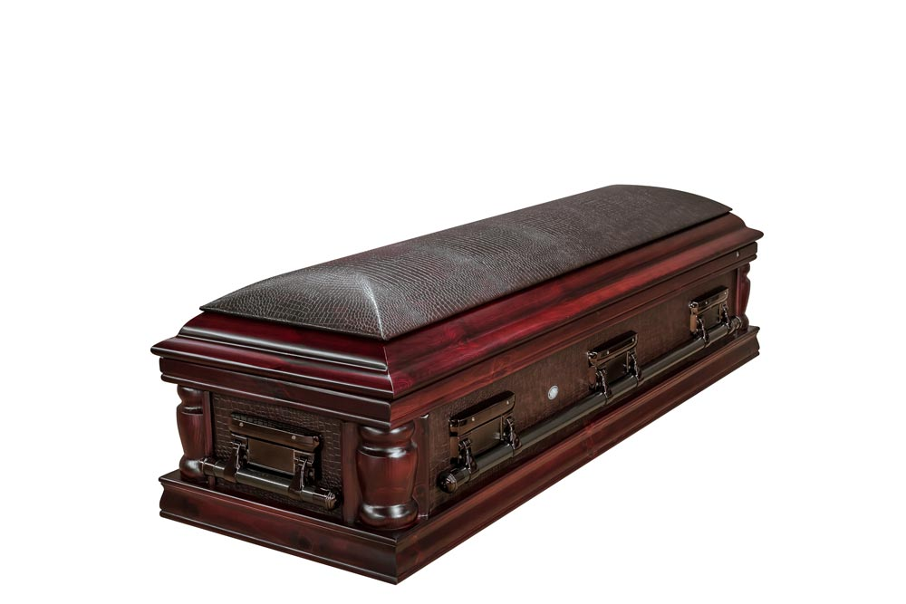 Casket vs Coffin Manufacturers, Standard Coffin Size, Caskets Prices, Prices of Coffins in South Africa, Caskets for Sale. Alligator Dome Closed