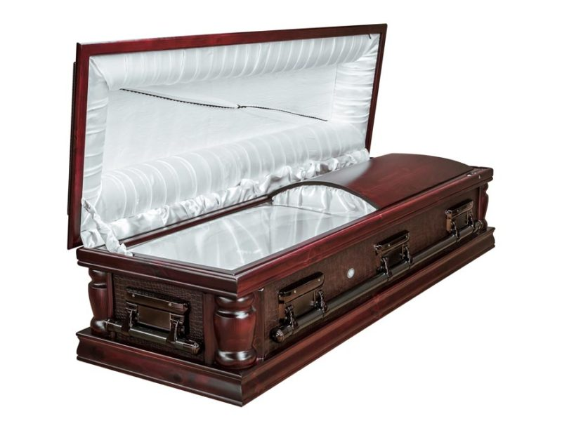 Casket vs Coffin Manufacturers, Standard Coffin Size, Caskets Prices, Prices of Coffins in South Africa, Caskets for Sale. Alligator Dome Open