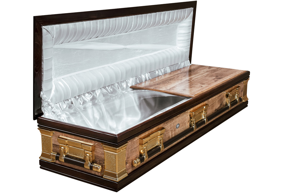 Casket vs Coffin Manufacturers, Standard Coffin Size, Caskets Prices, Prices of Coffins in South Africa, Caskets for Sale. Orion Fullview Mini-Dome Open