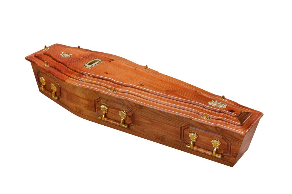 Casket vs Coffin Manufacturers, Standard Coffin Size, Caskets Prices, Prices of Coffins in South Africa, Caskets for Sale. Pine 3Tier + P Imbuia