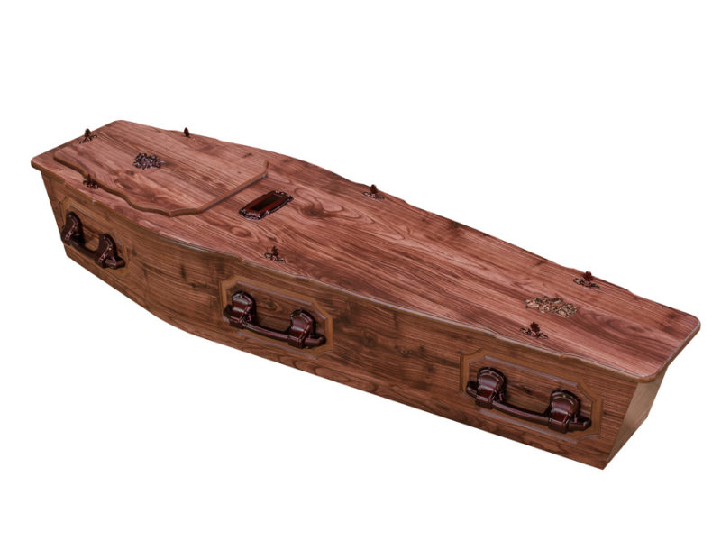 Casket vs Coffin Manufacturers, Standard Coffin Size, Caskets Prices, Prices of Coffins in South Africa, Caskets for Sale. Redwood ROF + P Coffin