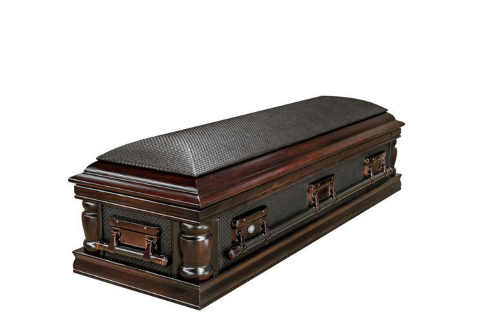 Casket vs Coffin Manufacturers, Standard Coffin Size, Caskets Prices, Prices of Coffins in South Africa, Caskets for Sale. Woven Dome Closed
