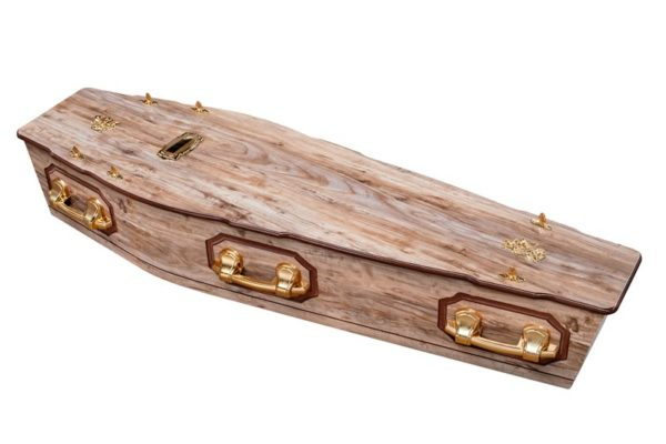 Maluti Flat Coffin